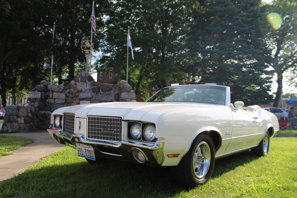 Jonas Fultz Memorial Car Show  & Cruise
