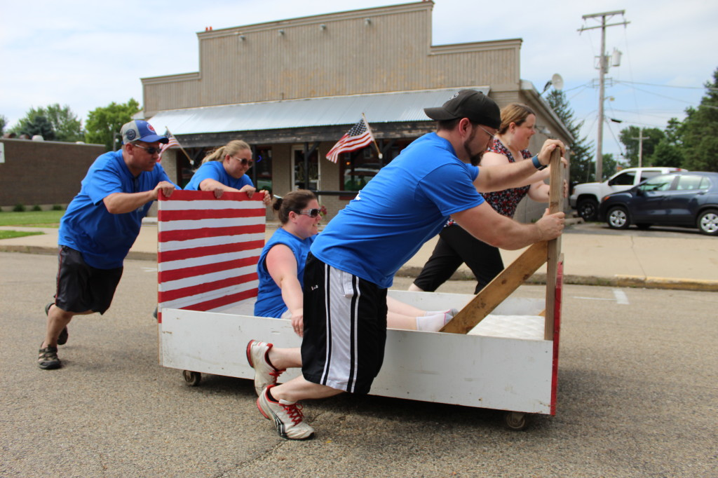 Bed Races