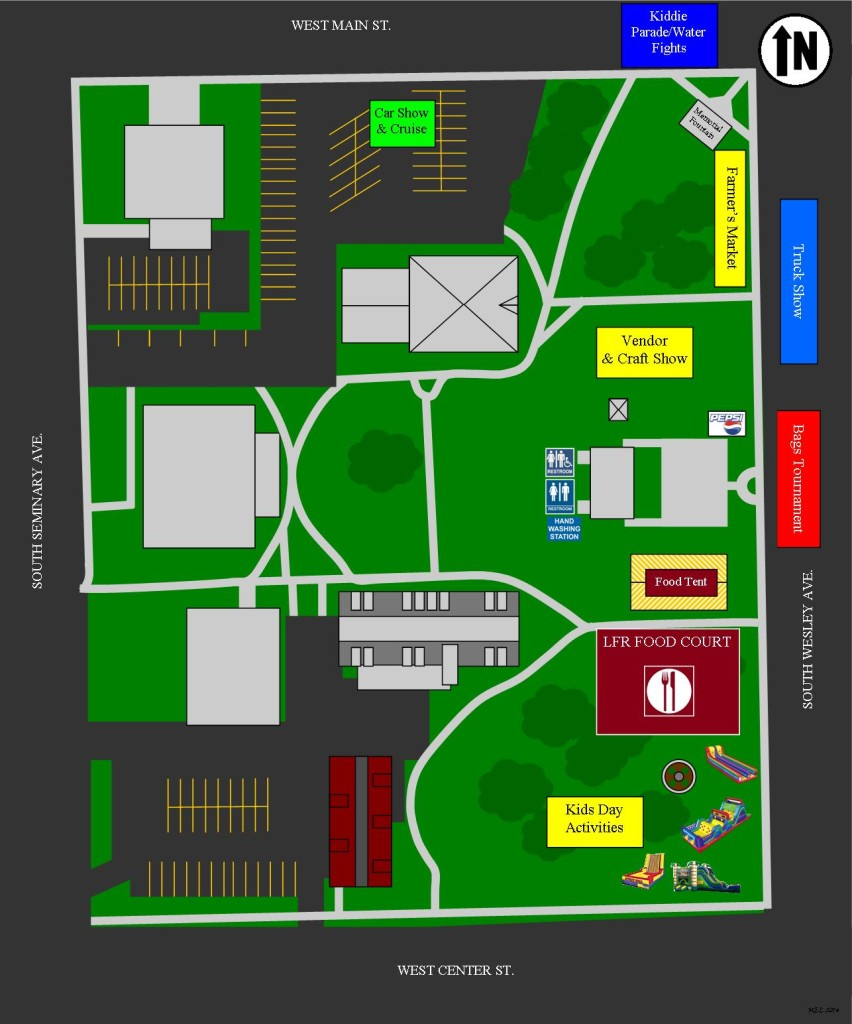 LFR Map