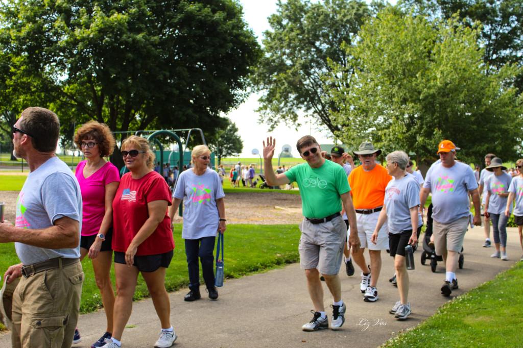 Lois Nelson Memorial Walk