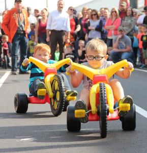 big wheel races