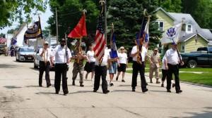 parade patriotic